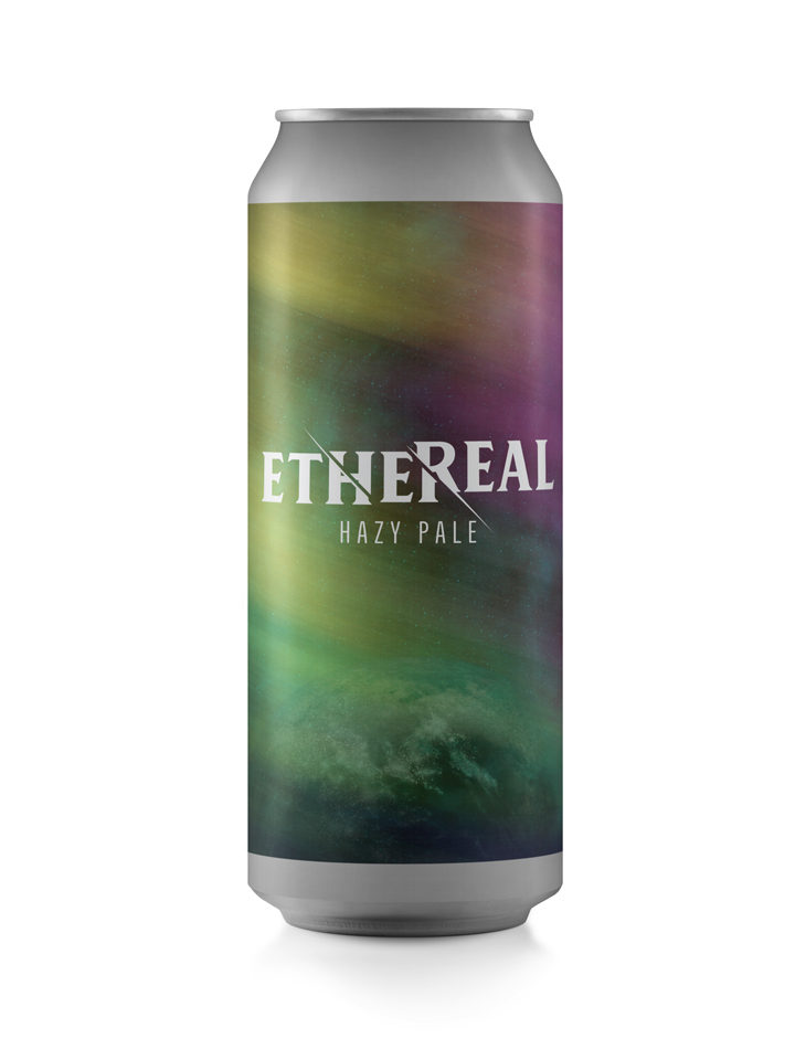 Hazy Pale brewed with Citra Hops. 16oz 4pack (no limits) $15