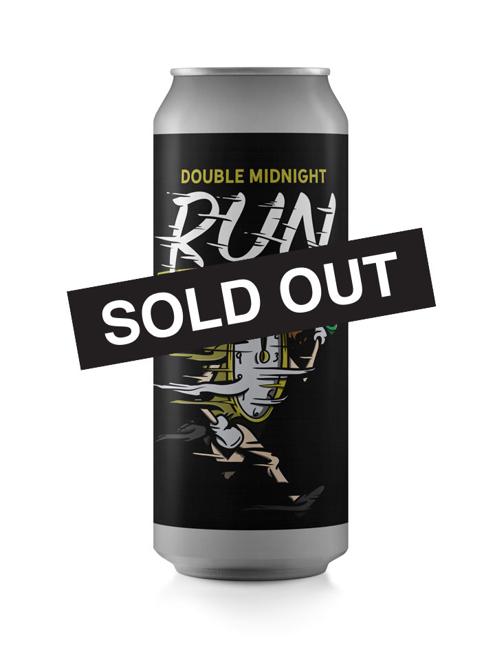Bourbon Barrel Aged Double Imperial Oatmeal Stout with Coffee - SOLD OUT