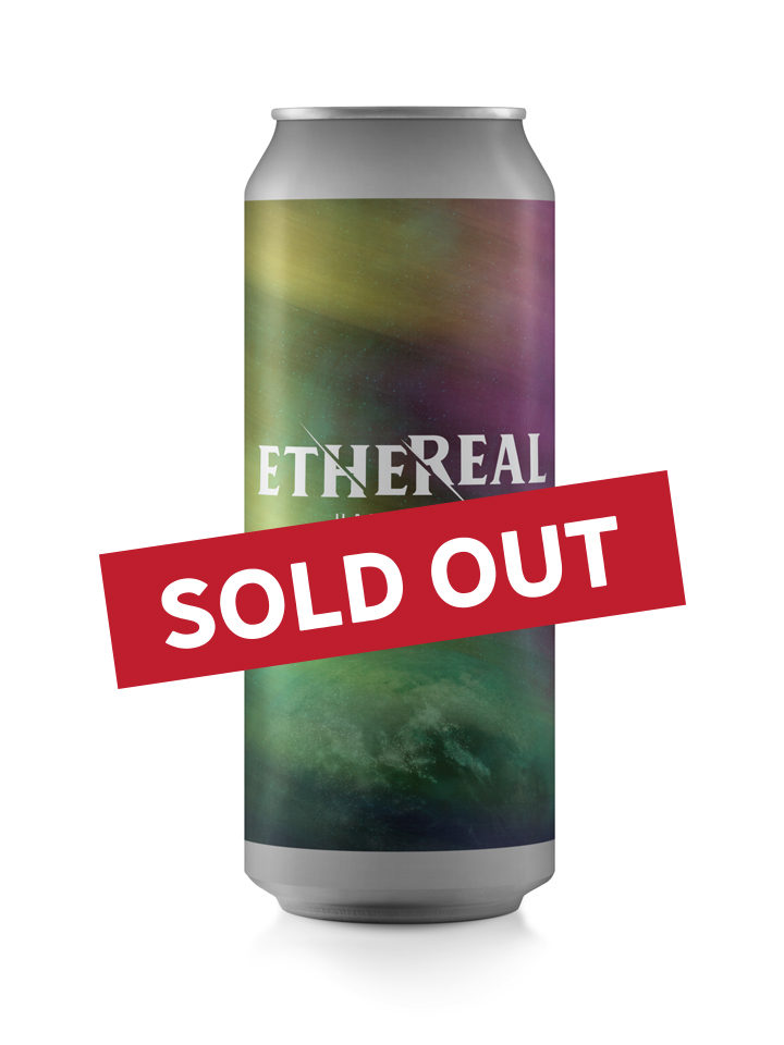 Hazy Pale brewed with Citra Hops. SOLD OUT