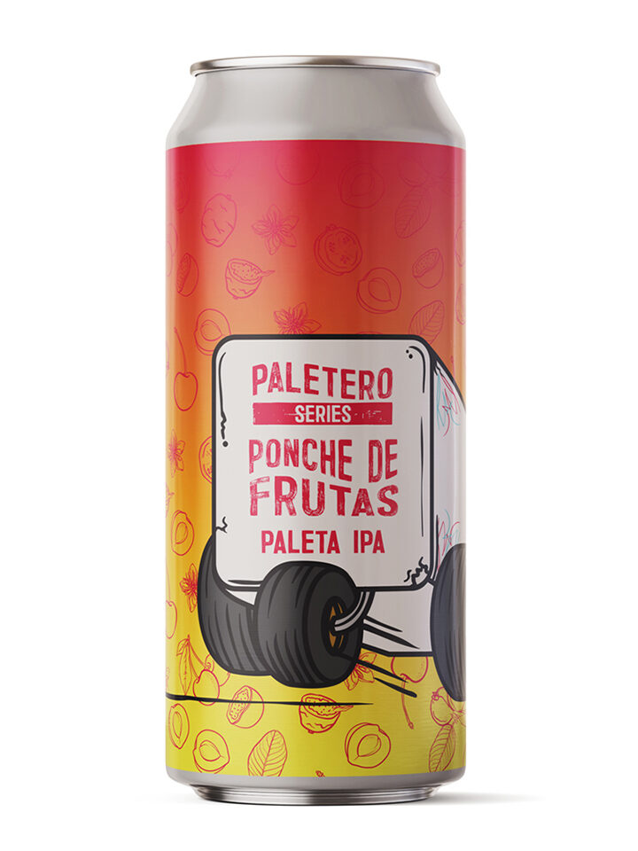 Paleta IPA with Guava, Cherry, Apricot, & Passion Fruit 6.5% ABV | 16oz 4 Pack (No Limits) $18