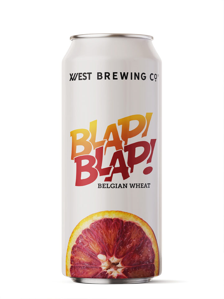 Belgian Wheat Ale with blood orange puree 6% ABV | 16oz 4pack $14