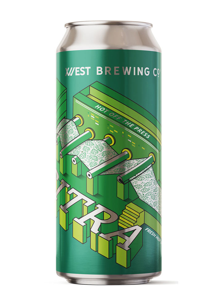 Hazy Fresh Hop IPA 7% ABV | 16oz 4pack (no limits) $20