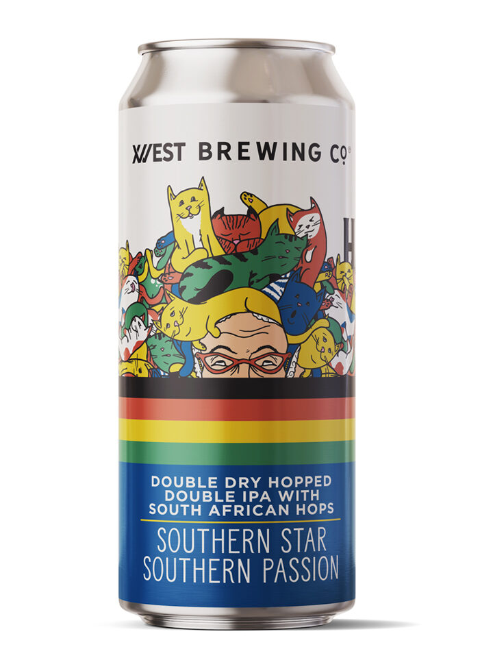 Double IPA with Southern Star & Southern Passion Hops 8% ABV | 16oz 4pack $20