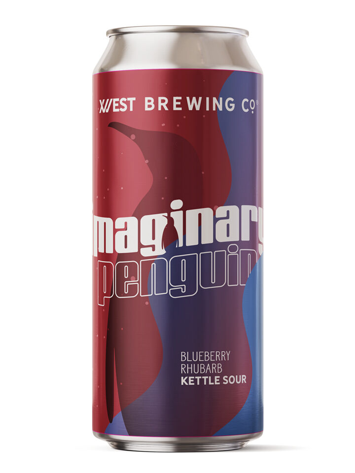 Kettle Sour with blue berry and rhubarb.  6% ABV | 16oz 4pack  $20