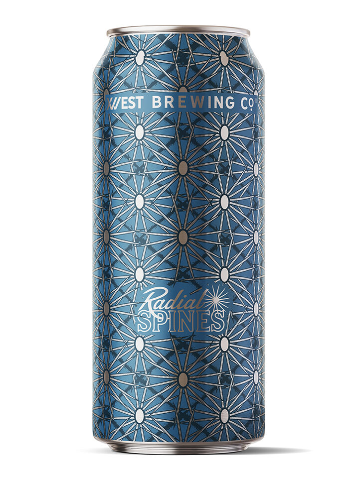 Lager with Citra and Mosaic Hops 5% ABV | 16oz 4pack  $15