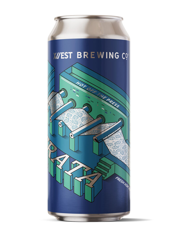 Fresh Hop IPA with STRATA Hops 7.0% ABV | 16oz 4pack $20